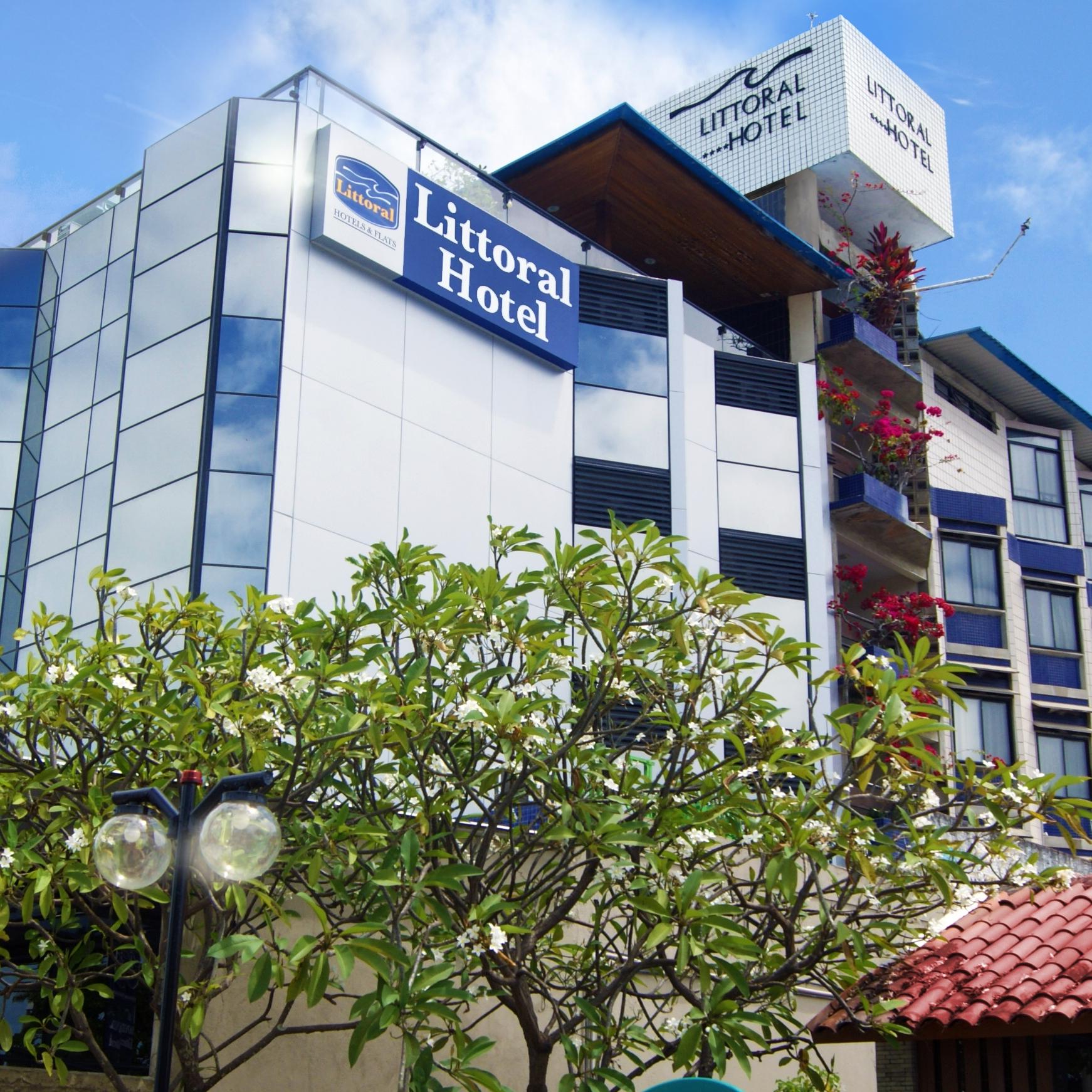 HOTEL LITTORAL CABO BRANCO